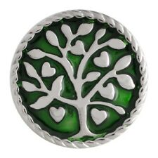 Fits Ginger Snap Tree Gingersnap SNAPS Rhinestone Magnolia Vine Jewelry 18mm