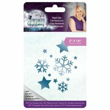 Sara Davies Enchanted Christmas Collection - Foil Stamp Die - Night Sky