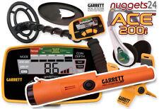 GARRETT ACE 200i + PRO POINTER AT PinPointer DUO Set von nuggets24de