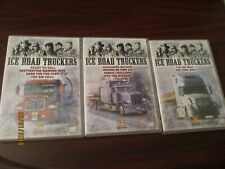 Set of Ice Road Truckers Three DVDs
