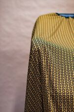 Prism Gold Haircut Cape Barber Gown Drape Stylist Cutting Handmade