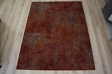 patchwork TAPPETO PAVIMENTO TAPPETO ROSSO 200x370 cm