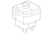 Genuine Ford Reservoir 4C2Z-3A697-AA