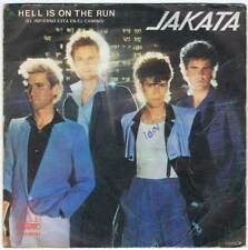 Jakata - Hell is on the run / Don't ever let go - Motown 1984