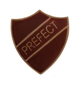 Perfekte Brown Pin Abzeichen Für Schuluniform