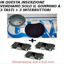 TASTO TASTI CHIAVE 3B SMART FORTWO 450 TELECOMANDO CHIAVE +3 switch interruttori