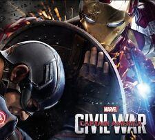 Marvel's Captain America: Civil War: The Art of the Movie (Hardco. 9780785198185