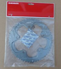 Plateau SRAM Red 2x10 Chainring 53 BCD 130mm NOS New Shimano charcoal grey