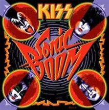Sonic Boom 0016861780524 By Kiss CD