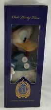 New Disney Disneyland Club 33 Donald Duck Plush Doll Heirloom Limited Edition