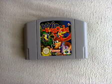 Banjo-Kazooie sur Nintendo 64 !!!!