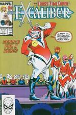 EXCALIBUR    # 17  - COMIC - 1989  -  9.2