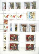 Czechoslovakia ( Ceska ) MNH Complete year set 2007 33 stamps+3SS+9 Mini sheets
