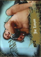 2010 Topps UFC Main Event Gold Trading Card Pick