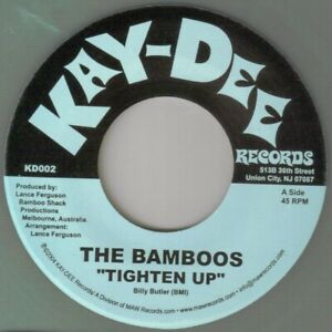 """NORTHERN SOUL - BAMBOOS - ''TIGHTEN UP'' - US. KAY-DEE """"HEAR"""""""