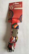 London 2012 Olympic Coca Cola Torch Relay lanyard BRAND NEW