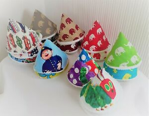 *REDUCED TO CLEAR*PEEPEE TEEPEES x 3 several designs.. great baby shower gift