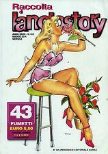 RACCOLTA di LANCIOSTORY ANNO XXXIX N°513/ MAG/2014 * MENSILE- Contiene 4 numeri