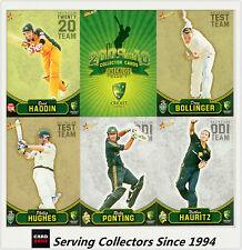 Cricket Card Set-2009-10 Select Cricket Trading Cards Full Base Card Set (115)