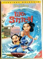 LILO & STITCH (2002) I CLASSICI - DVD EX NOLEGGIO WALT DISNEY