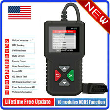 YA101 Car OBD2 Scanner Code Reader Check Engine Fault Diagnostic Tool US