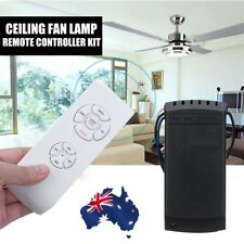 Universal Ceiling Fan Lamp Remote Controller +Timing Wireless Remote Control_CA