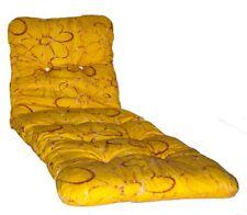 Auflage Polsterauflage Baumwolle fuer Relaxliege 175x50cm Modell 400