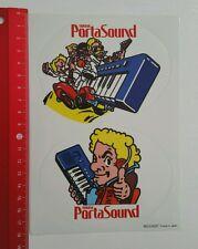 Aufkleber/Sticker: Yamaha Porta Sound (18061660)