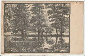 Ansichtskarte Olbernhau in Sachsen - Erlösung - Seele der Heimat - 1925