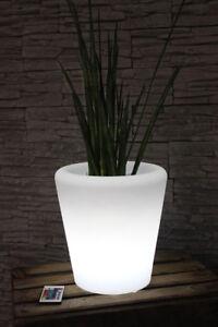 Arnusa Oasis Lights Blumentopf PL123 Blumenkübel LED beleuchteter Blumentopf NEU