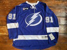Stamkos #91 Tampa Bay Lightning Reebok Jersey Mens XXL