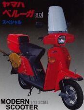 SCOOTER YAMAHA BELUGA 80 SPECIAL  - KIT AOSHIMA 1/12 n° 37652