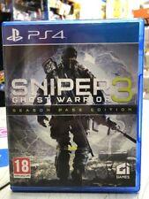 Sniper Ghost Warrior 3 Season Pass Edition Ita PS4 USATO GARANTITO