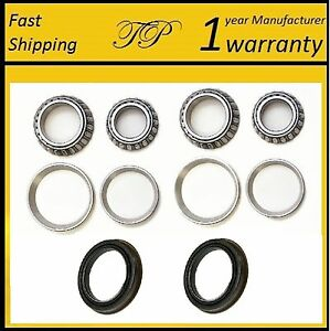1995-2003 JAGUAR XJR 1994-1996 XJ12 Rear Wheel Bearing & Seal Set