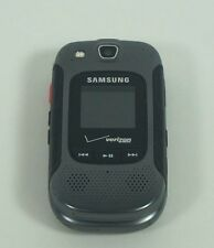 Used Working Gray Samsung Convoy 3 SCH-U680 Verizon Cell Phone Clean ESN