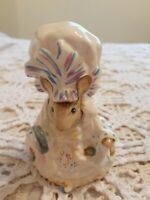 Beatrix Potter Beswick LADY MOUSE Figurine ENGLAND 1951