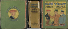 New listing 1933 Dick Tracy & Dick Tracy Jr. Early Big Little Book. Fair but rare