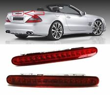 Mercedes Benz SL R230 2001-2012 REAR LED THIRD STOP BRAKE LIGHT LAMP A2308200056