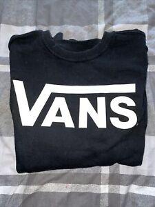 Vans Sweatshirt Small