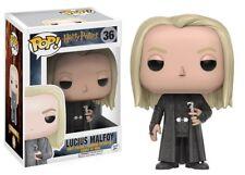 Funko - POP Harry Potter: Lucius Malfoy Vinyl Figure #36 Vinyl Action Figure New