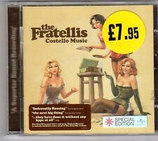 (ES942) The Fratellis, Costello Music - 2006 CD