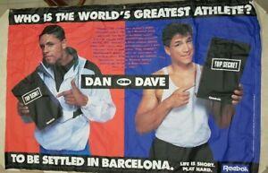 Vintage Reebok Dan vs Dave