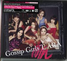 T-ARA-GOSSIP GIRLS SAPPHIRE EDITION-JAPAN CD+DVD Ltd/Ed K29