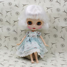 """12"""" Neo Blythe Doll  Matte Face from Factory Joint Body Nude Doll JSW79004"""