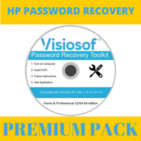 Login Password Reset Recovery Removal CD DVD Disc