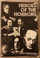 HEROES OF THE HORRORS by Calvin Thomas Beck (Paperback)
