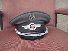 EAST GERMAN AIR FORCE DRESS UNIFORM HAT