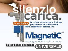 GALLEGGIANTE SILENZIOSO UNIVERSALE BAMPI MAGNETIC CARICO WC BAGNO CASSETTA