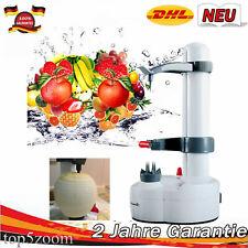Électrique Éplucheur pour Pomme de Terre Fruits Légumes Outil Cuisine w/ 3 Lames