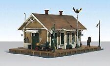 Woodland Scenics Co Dansbury Depot Built-&-Ready